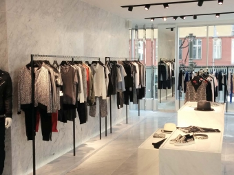 THE KOOPLES store at Berlin Mitte, Germany