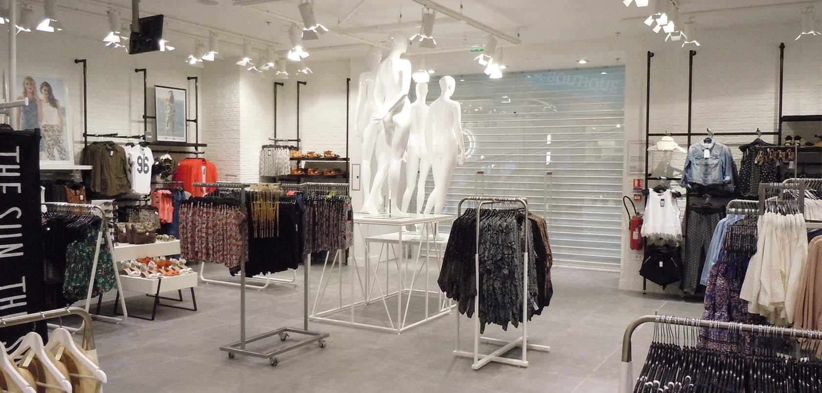 Cr ation d une boutique new look au grand littoral for Maitre d oeuvre en anglais