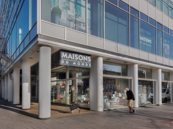 MAISONS DU MONDE store in Braunschweig, Germany