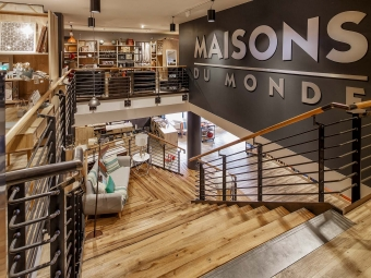 Sam l mau architecture l bettina mau l sonja schl sser - Magasin maisons du monde ...
