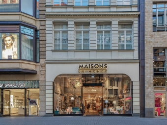 MAISONS DU MONDE store in Leipzig, Germany