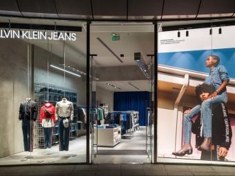 CALVIN KLEIN store in Montpellier