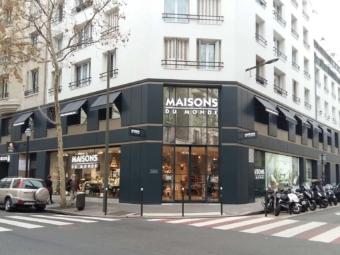 MAISONS DU MONDE store in Boulogne Billancourt, Parisian region